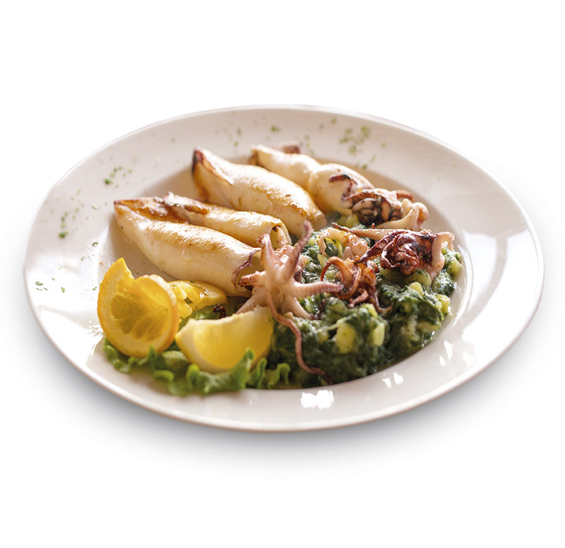 Morska jela po narudžbi